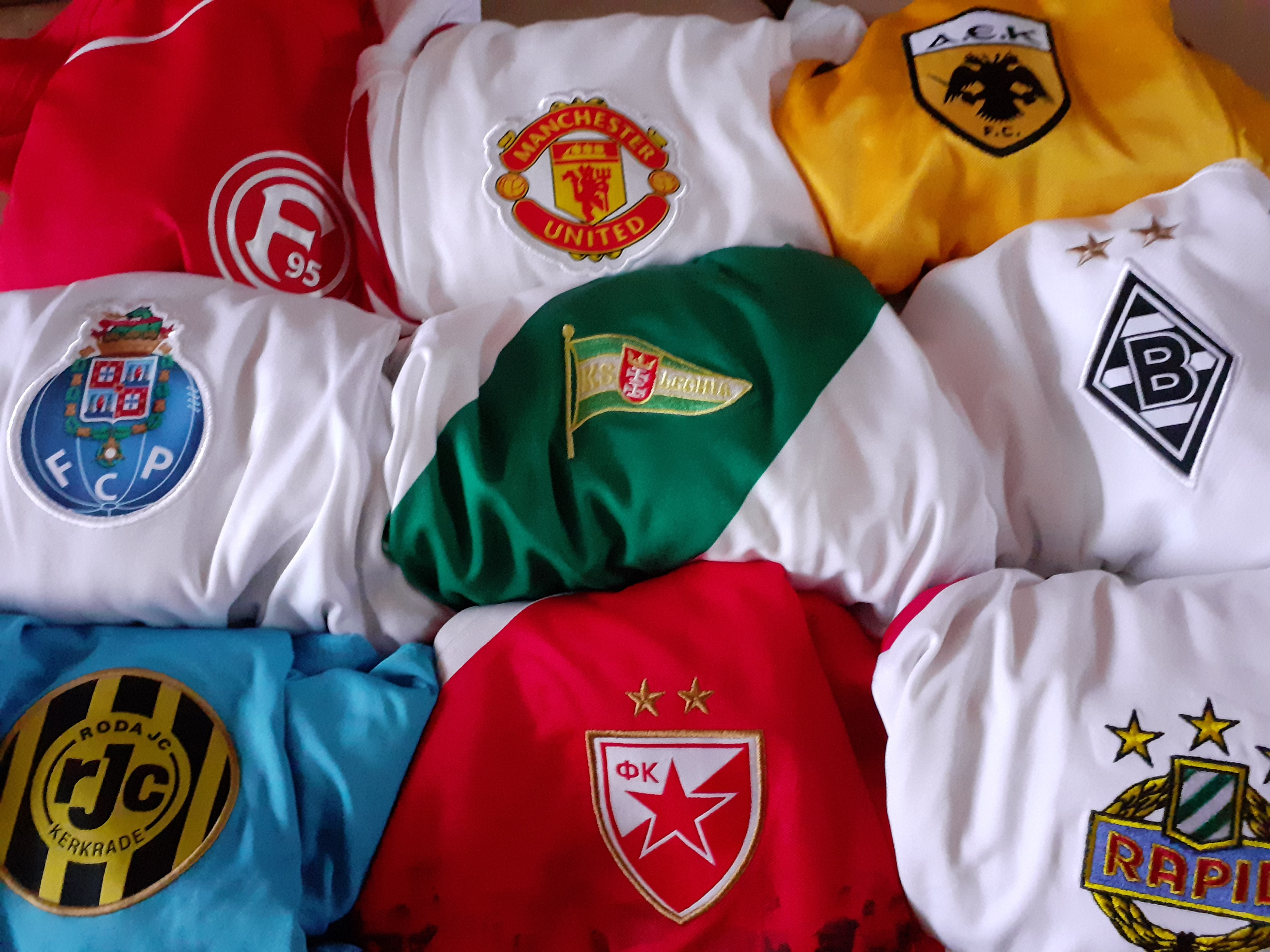 The Football Archive. Written By Richard Fenton.